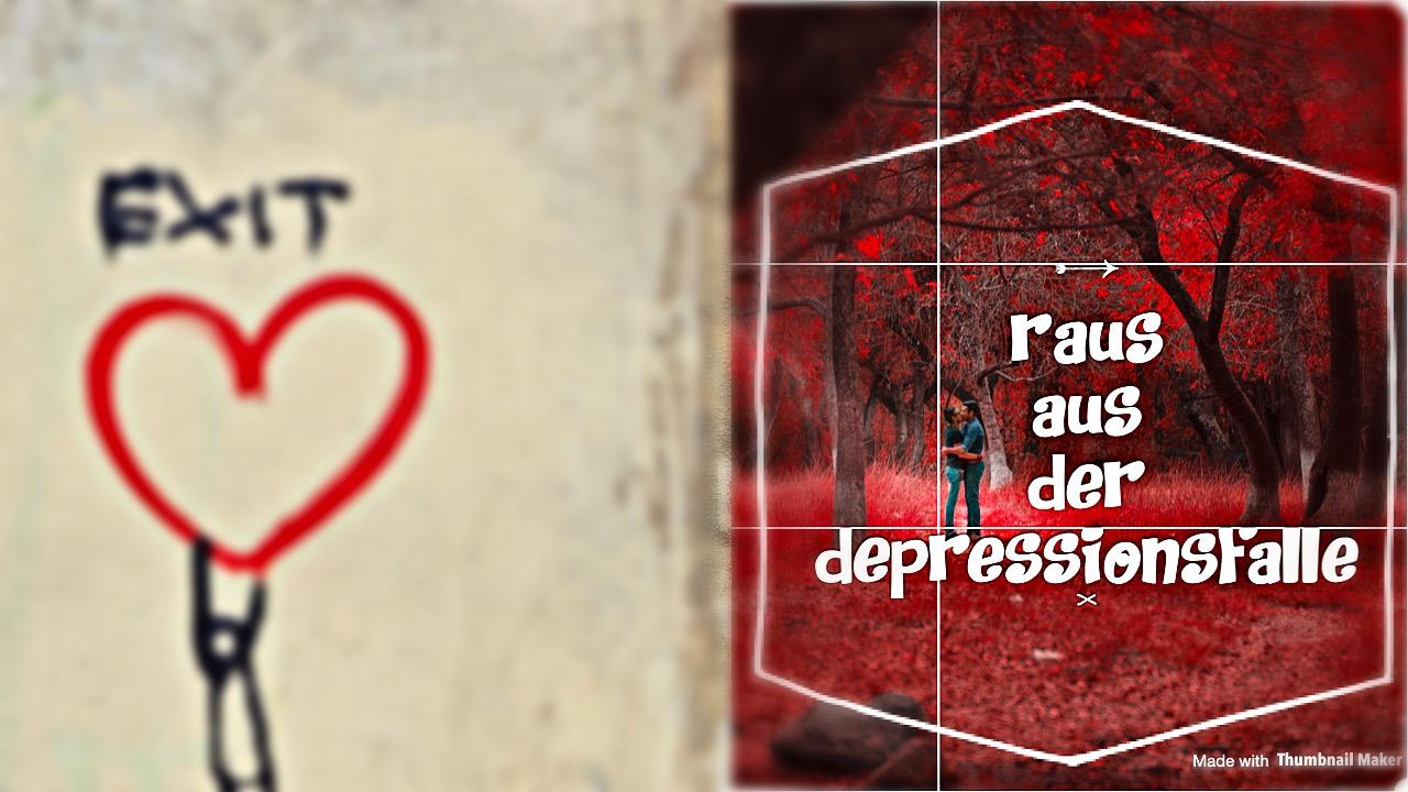 Der Workshop: Raus aus der Depressionsfalle, 💟 Workshops